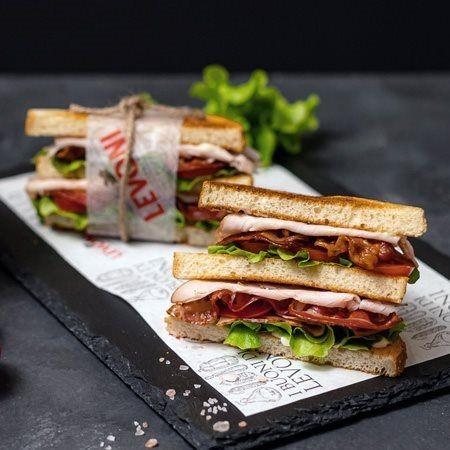 Club Sandwich Ricetta Piatto Unico Veloce E Saporito Levoni